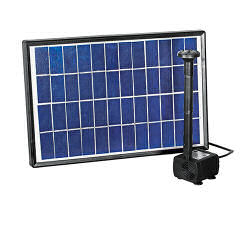 Mauk Solar-Multifunktionspumpe