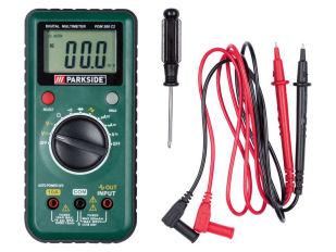 Parkside PDM 300 C2 Autorange Multimeter