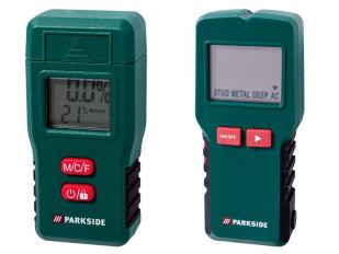 Parkside PMSHM 2 A1 Multi-Sensor Holzfeuchtemessgerät