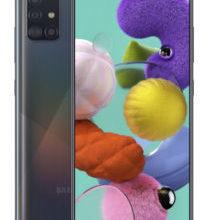 Bild von Real 8.3.2021: Samsung Galaxy A51 A515F Smartphone im Angebot