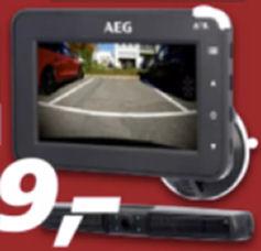 AEG True Wireless Solar Rückfahrkamera