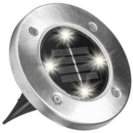 Disk Lights LED-Solarleuchten