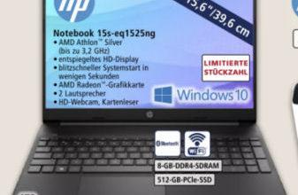 HP 15s-eq1525ng Notebook