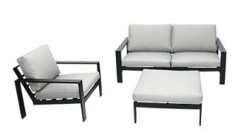 Home Deluxe Sitzgruppe Rio M