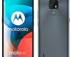 Motorola Moto E7 Smartphone