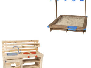 Playland Sand-Spielmöbel