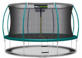 Wellactive Trampolin Advanced 366 cm