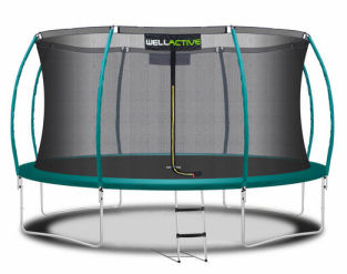 Wellactive Trampolin Advanced 366 cm
