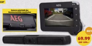 AEG Rückfahrkamera