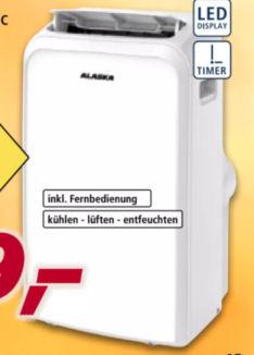 Alaska Mac 3550 C Klimagerät