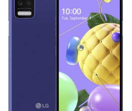 LG K52 LM-K520EMW Smartphone
