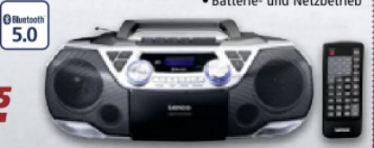 Lenco SCD-710 XXL DAB+ Radio