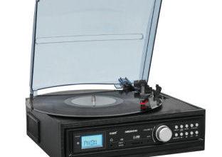 Medion Life E69143 MD 43142 Schallplatten-Kassettendigitalisierer
