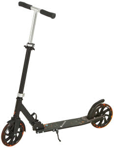 Newcential Scooter mit LED-Rädern