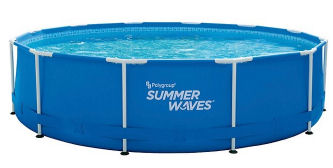 Summer Waves Swimming-Pool