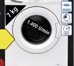 Telefunken TFW 5441 F4D Waschautomat