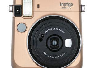 FujiFilm Instax Mini 70 Sofortbildkamera