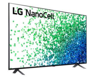 LG 55NANO809PA NanoCell 55-Zoll Ultra-HD Fernseher