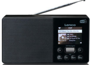 Lenco PIR-510 DAB+ Radio