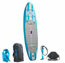 Maui and Sons Stand-up-Paddle-Board-Set