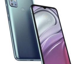 Motorola Moto G20 Smartphone