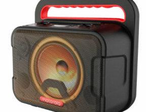 Motorola Sonic Maxx 810 Bluetooth-Lautsprecher