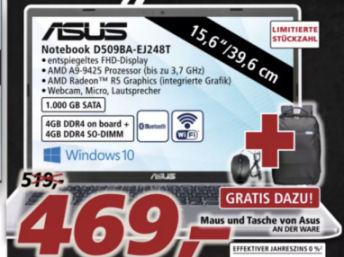 Asus D509BA-EJ248T Notebook