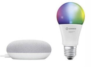 Ledvance Google Home Mini Smart+ Glühlampe