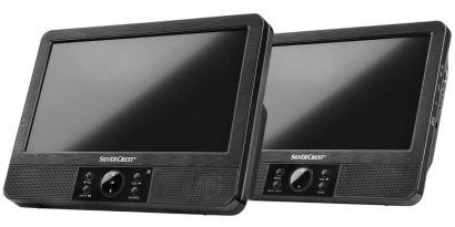 Silvercrest SPDVD 1A1 Portabler DVD Player