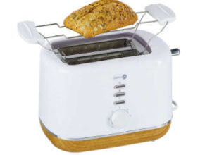 Switch On Toaster TO-H1701