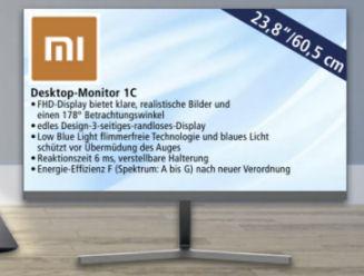Xiaomi Mi 1C Desktop Monitor 23,8-Zoll
