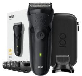 Braun Series 3 Shave & Style Rasierer Design Edition