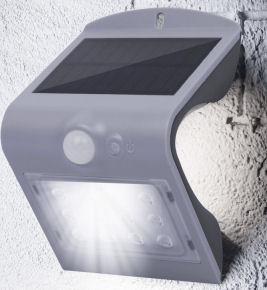 EZSolar SMD LED-Solar-Wandlampe
