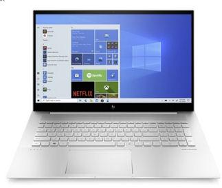 HP Envy 17-ch0578ng Notebook