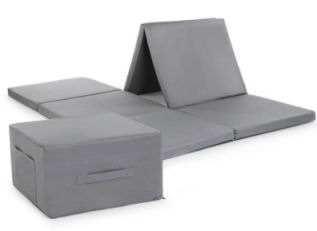 My Living Style Gästebett Sitzwürfel
