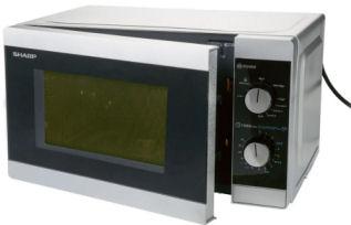 Sharp YC-MG01ES Mikrowelle