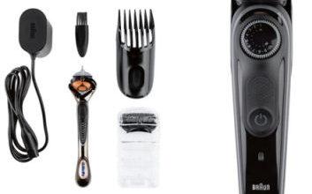 Braun BT3242 Bart- und Haarschneider