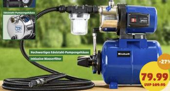 Einhell Hauswasserwerk