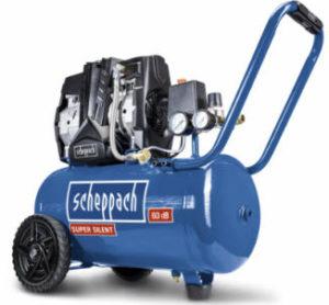 Scheppach HC25Si Doppelzylinder-Kompressor