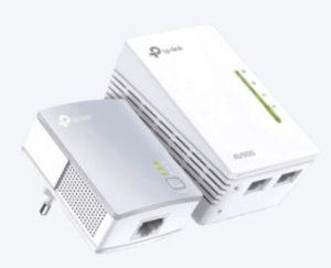 TP-Link TL-WPA4221 WLAN-Powerline-Kit
