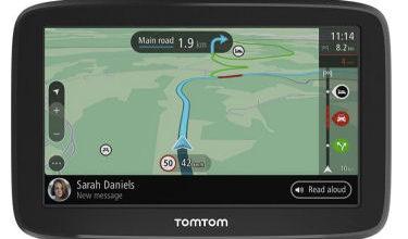 TomTom Go Classic Navigationsgerät