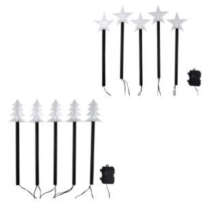 LightZone LED-Garten-Balkonleuchtstäbe