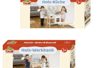 Playland Holz-Spielmöbel